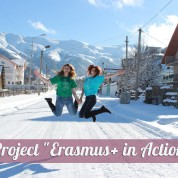 "Project ""Erasmus+ in Action"". Review"
