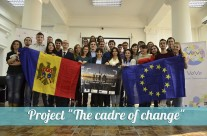 "Project ""The cadre of change"". Review"