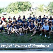 "Project ""Frames of Happiness"". Review"