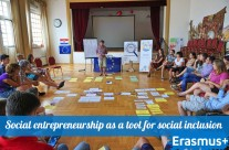 Social Entrepreneurship as a Tool for Social Inclusion, project under Erasmus (Zagreb, Croatia)