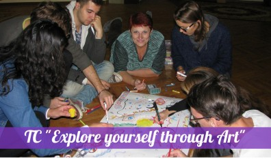 "Training course ""Explore yourself through Art"". Review"
